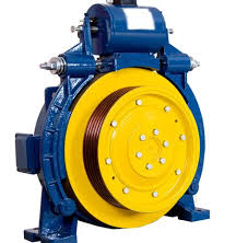 موتور آسانسور های کششی گرلس