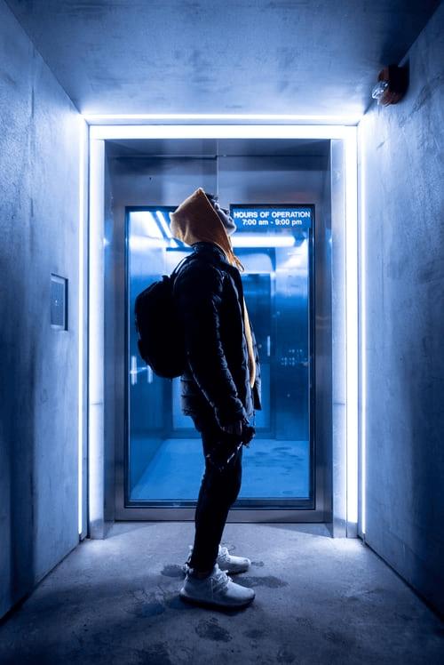 آسانسور های کششی گرلس