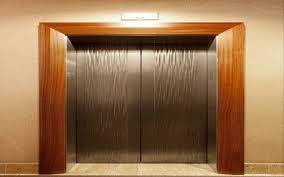 درب آسانسور از نوع سانترال